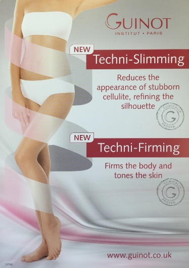 guinot techni slimming and techni firming